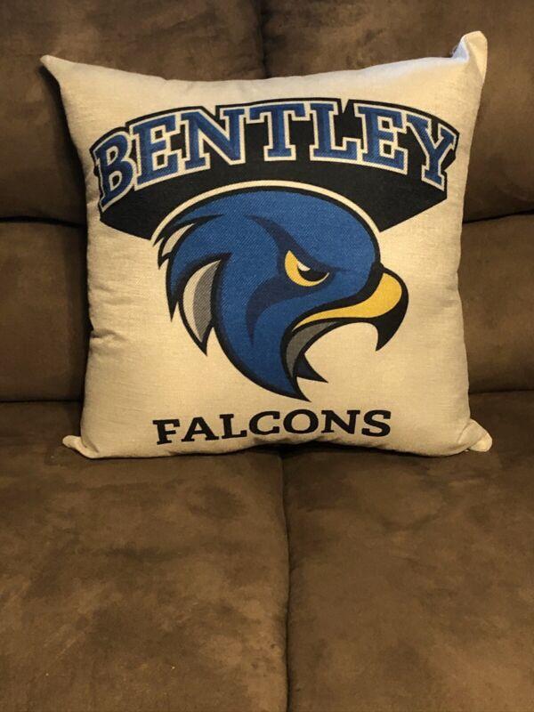 Handmade Bentley University Pillow