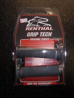 Renthal Grip Tech, G148 Medium Compound Grips ()
