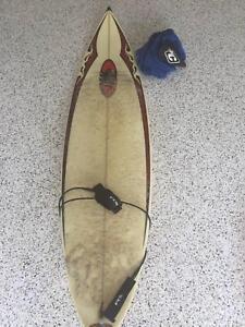Mt Woodgee Surfboard