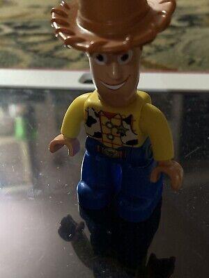 Lego duplo Disney Toy Story WOODY SHERIFF mini figure From Toy Story 1