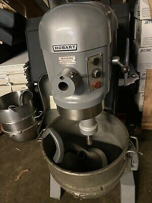 Hobart 60 Quart Pizza Mixer Used Good Condition