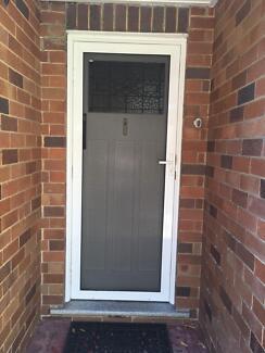 Crimsafe Door