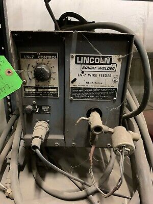 Lincoln Ln-7 2-roll Wire Feeder