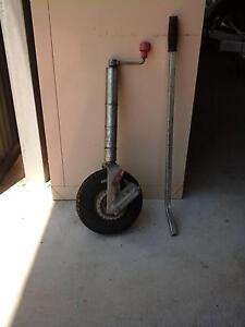 Mechanical jockey wheel. York York Area Preview