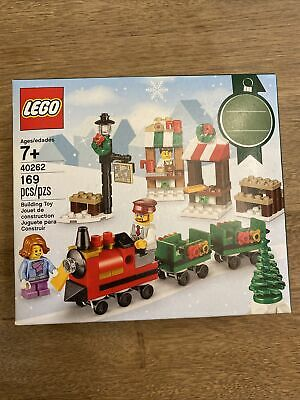 LEGO Christmas Train Ride - 40262 - New in Box - Limited edition - holiday train