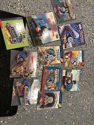 Lot Of 11 Thomas The Train Books