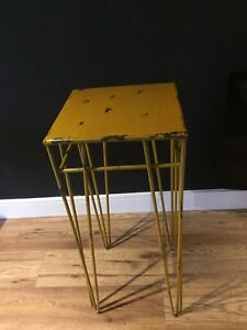 Side table/ plant stand