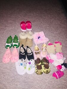 Baby shoes sizes 1,2 and 3