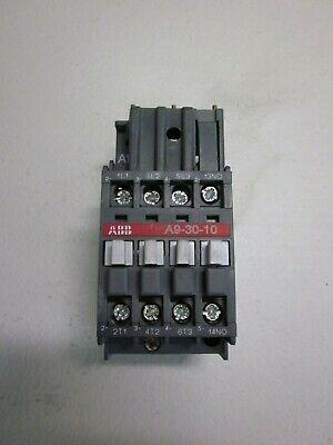 ABB A9-30-10 Contactor 110/120V Coil