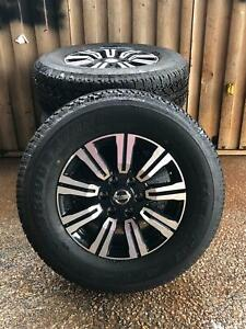 NISSAN PATROL 2020 STOCK WHEEL/TYRES /WHEEL NUTS Welshpool Canning Area Preview