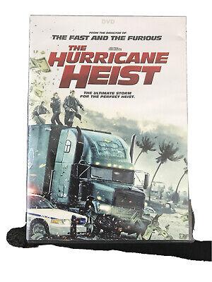 The Hurricane Heist DVD Movie