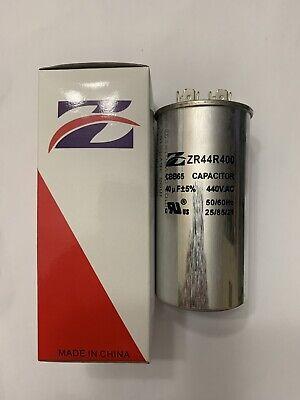 40uf -5 Mfd 440v 5060hz Cbb65 Run Capacitor Zero Hvca