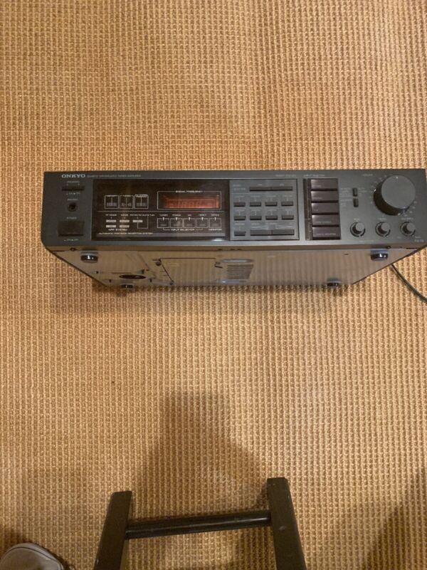 Onkyo amplifier receiver  Speakers Included