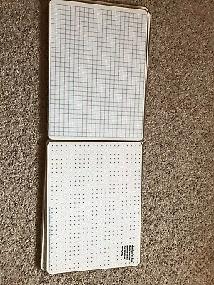 Centimeter Grid Dry Erase Board - 6 Available Price Per Each