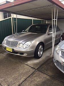 2004 Mercedes E500 Parramatta Parramatta Area Preview