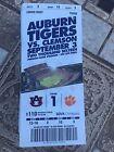 Auburn Vs Clemson Tickets