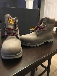 Brand new in box cat women's boots size 10