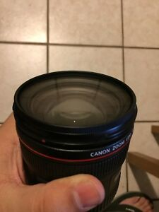 Canon EF 24-70MM F4L IS USM Like New