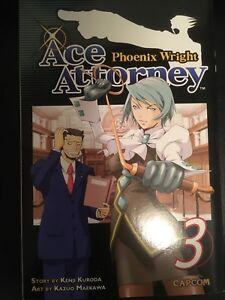 Ace Attorney Manga