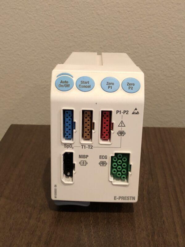 GE Datex Ohmeda E-PRESTN Module