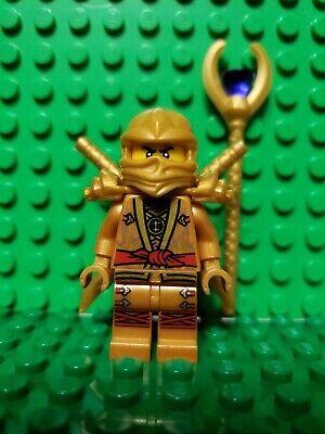 LEGO Ninjago Kai Golden Power Red Ninja Minifigure 5004938 njo420