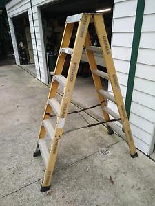 6 foot fiberglass Ladder Diddillibah Maroochydore Area Preview
