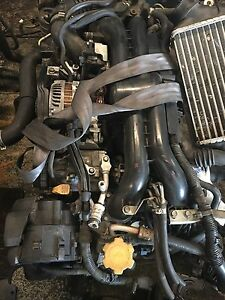 Subaru Impreza WRX 08/14 replacement engine 2.0L