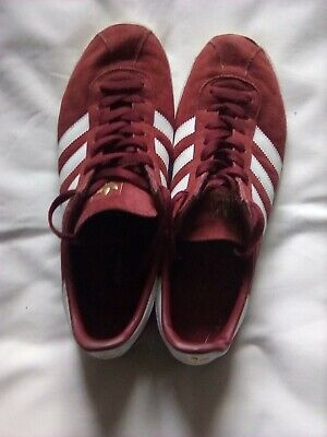 adidas munchen uk size 9 maroon