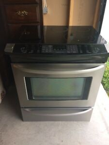 Kenmore elite stainless oven