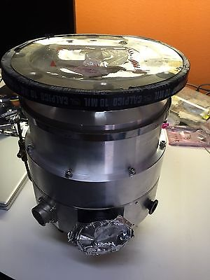 Leybold Heraeusturbovac 1000mc Vacuum Pump
