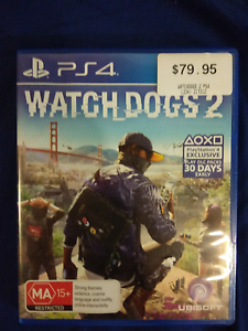 Watch Dogs-2 PS4 Macquarie Park Ryde Area Preview