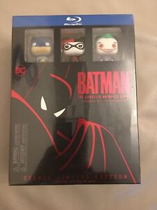Batman the complete animated series deluxe limited edition