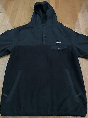 HUF Fleece Pullover Jacket