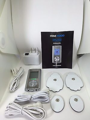TENS Digital Back Pain Relief System Unit For Muscle & Joint Aches(OTC) NEW 7000