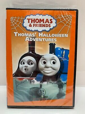 Thomas And Friends Thomas Halloween Adventures DVD~New~Sealed (Halloween Thomas And Friends)