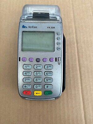 Verifone Vx520 Emv Credit Card Machine M252-753-03-naa-3