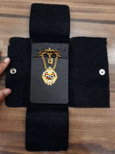 Past High Priest Jewel Case, Past High Priest Jewels, York Rite Jewels Case, PHP