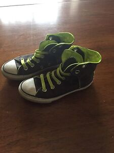 Kids Converse High Top Sneakers size 12