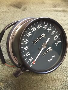 SPEEDOMETER - Honda CB500/550/750 & early GL1000 (1971 to 1978)