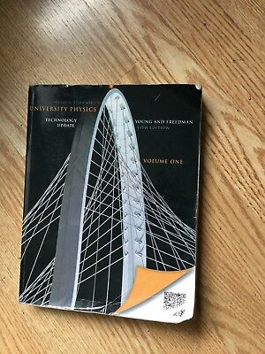 University Physics with Technology Update - 13th Edition Volume One Paperback (University Physics 13th Edition)