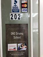 Driving School Edmonton - govt.certified instructor,  pass