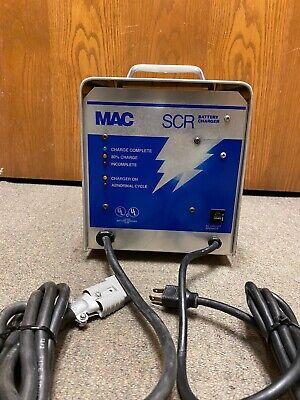Mac Scr Tennant 56805700 36volt15amp Battery Charger Noblesclarkekarcher