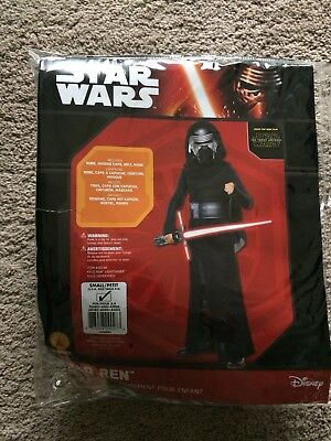 kylo ren costume Kids Small 4-6