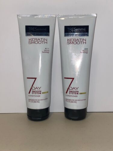 Tresemme 7 Day Keratin Smooth Conditioner, 9 Ounce - 1 Pack