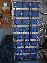 48v battery bank, 2000ah, off grid solar, 24 x 2 volt batteries Gladstone Dorset Area Preview