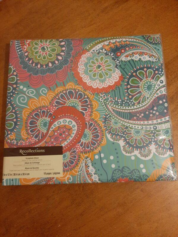 Recollections Scrapbook Album 12x12 New