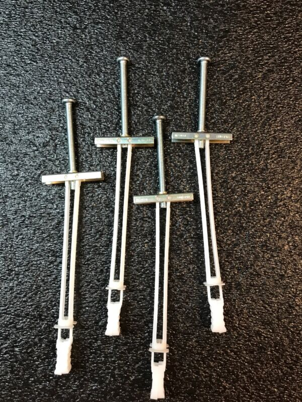 3/16 24 Toggle bolt  wall anchor zip toggle