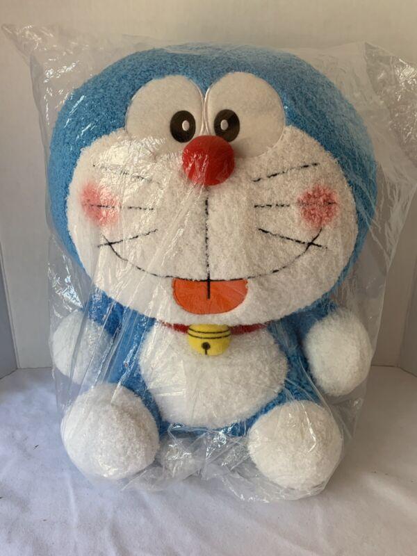 NEW Doraemon Plush Doll Figure L 33cm ~ 15 Inches SEALED