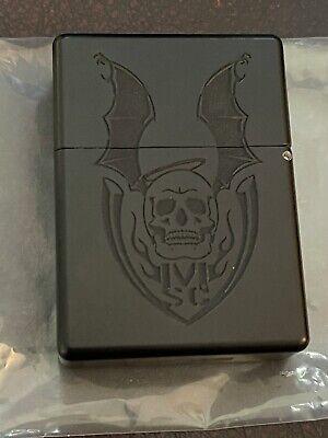 NEW Mick Strider MSC Black BATWING Lighter - American Made - Limited Custom