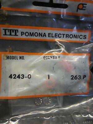 Itt Pomona Electronics 4243-0